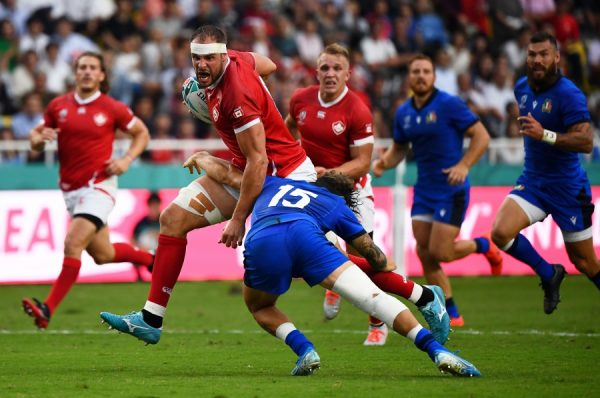 Canada's men leave Rugby World Cup without win