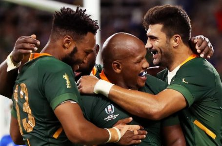 South Africa beats Canada to reach last eight