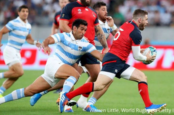 Rugby World Cup England vs Argentina preview