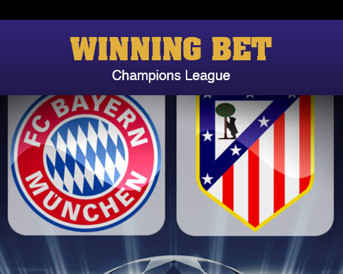 Winning Bet – Champions League