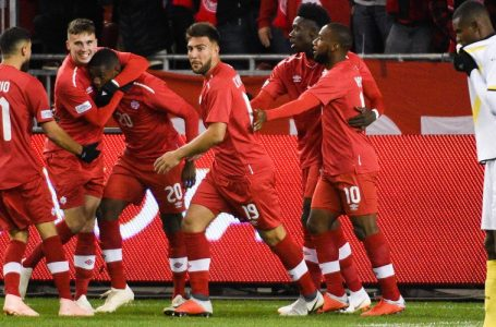 Canada drops out of CONCACAF hexagonal World Cup qualifying berth