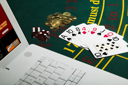 Protect Your Data When Gambling Online