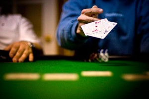 Poker strategy:  Win a Texas Hold' Em