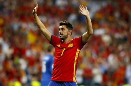David Villa Announces Retirement from Football
