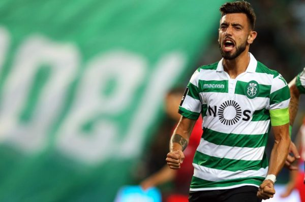 Man United agree terms with Fernandes