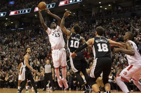 Raptors hold 24 second Kobe Bryant tribute in win over Spurs