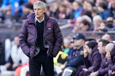 Barcelona Setien under fire after 3 matches in charge