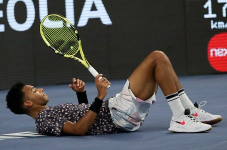 Felix Auger-Aliassime fall to Stefanos Tsitsipas at Open 13 final
