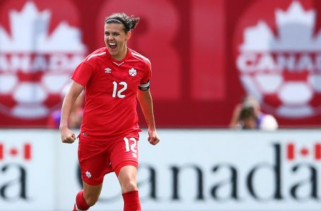 Retirement not an option for Canadian soccer great Christine Sinclair