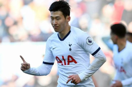 Spurs to lose Son for rest of season due to fractured arm