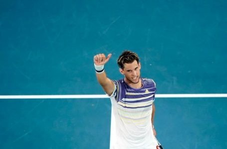 Dominic Thiem advances at Rio Open