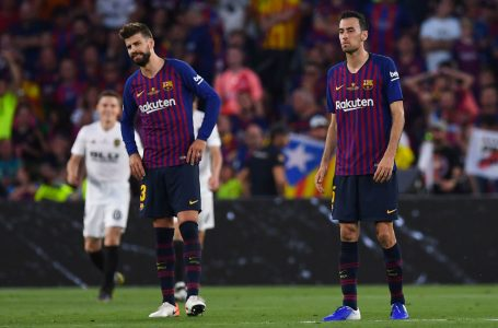 Barcelona players players reject wage reduction offer
