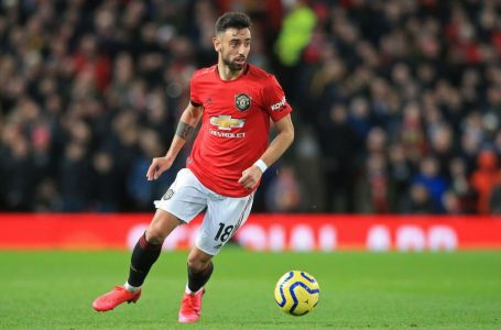 Fernandes aiming to match Ronaldo at United
