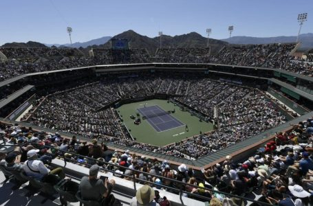 Indian Wells tennis called off due to coronavirus