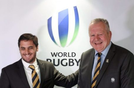 Argentina's Agustin Pichot announces bid for top job in World Rugby