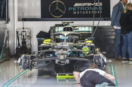 Mercedes to complete private Silverstone test ahead of return to racing