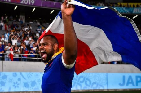 Former France captain Poirot retires from international rugby