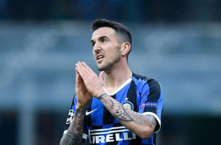 Mourinho wants to sign Inter's Vecino at Tottehnam
