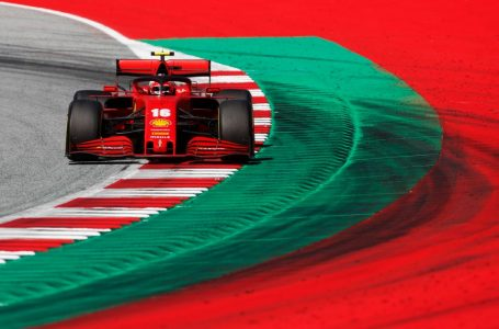 Ferrari bring upgrades forward for Austria II
