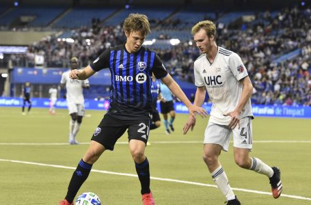 Montreal Impact set for MLS tournament opener against New England Revolution