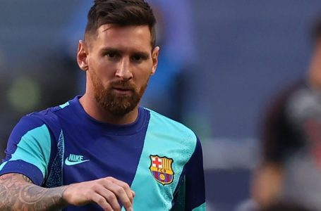 Man City crunch numbers for Messi deal