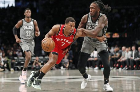 Toronto Raptors to face Brooklyn in 1st round of playoffs