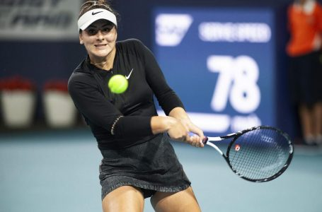 Bianca Andreescu withdraws from Roland Garros