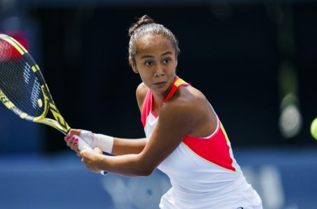 Canadian Leylah Annie Fernandez upsets No. 31 seed in main-draw debut at French Open