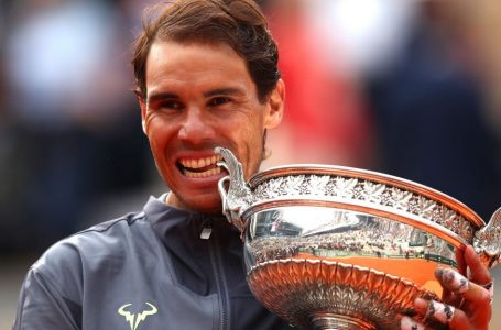Rafael Nadal, Serena Williams learn opponents as French Open draw announced