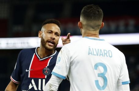 PSG's Neymar gets ban; racism probe opened