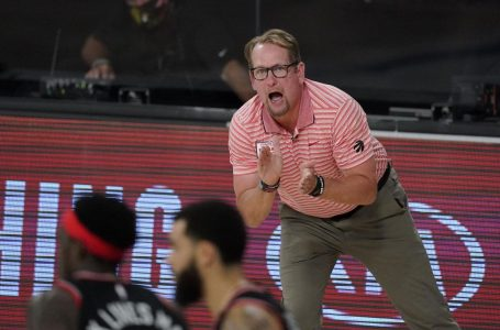 Toronto Raptors sign coach Nick Nurse to multi year extension