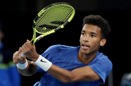 Canadian Auger-Aliassime advances to Cologne Championship quarter-finals