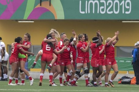 Canadian women's rugby team learns draw for 2021 World Cup