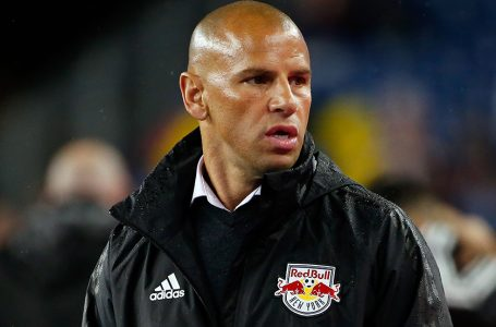 TFC appoints former Red Bulls coach Chris Armas to succeed Greg Vanney