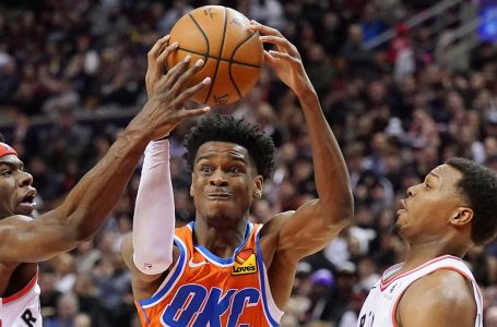 Canada's Gilgeous-Alexander giving Thunder hope with breakout season