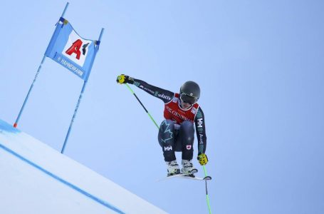 Canadian Jack Crawford finishes career-high 6th in World Cup super-G