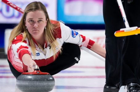 35 mixed doubles curling teams to compete for world berth in Calgary bubble
