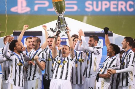 Ronaldo on target as Juventus earn Supercup win over Napoli