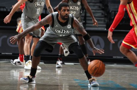 Kyrie Irving rejoins Brooklyn Nets, says he 'just needed a pause'