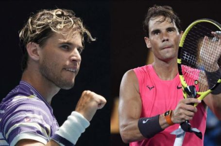Nadal, Thiem go into Australian Open without coaches