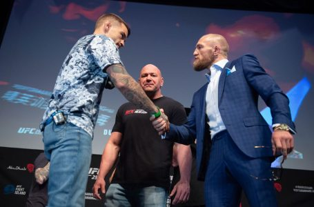 Big bets come in on Conor McGregor for Dustin Poirier bout
