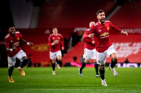 Manchester United defeat Liverpool in FA Cup