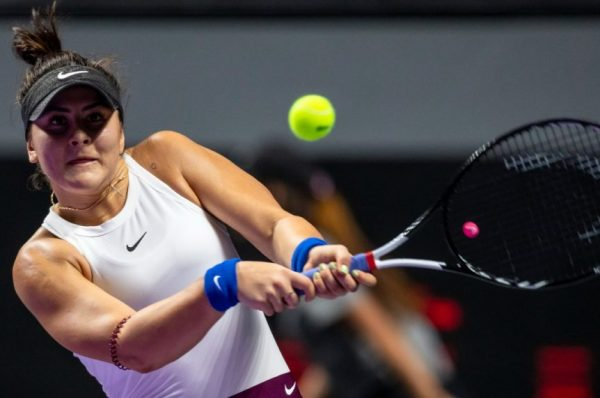 Andreescu withdraws from Grampians, will focus on Australian Open prep