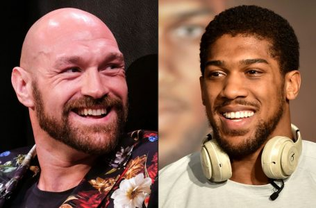 Fury to fight twice in '21, hoping for Joshua