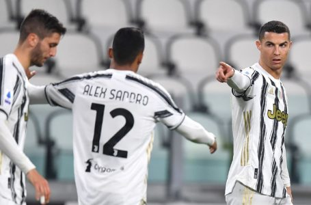 Ronaldo double, McKennie strike sees Juventus cruise past Crotone