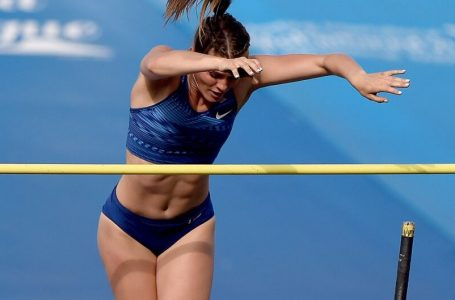 Alysha Newman targets indoor Canadian record
