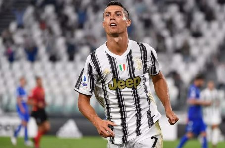 Ronaldo scores as Juventus boost flagging title hopes
