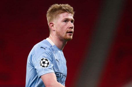 De Bruyne signs new Man City deal; Premier League leaders look to extend Sterling contract next