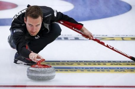 Canada bounces back with win over Netherlands at men's curling worlds