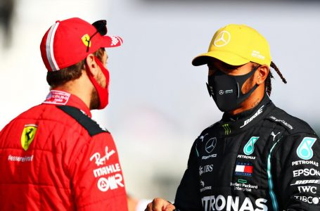 Hamilton says F1 rivalry with Vettel remains his favorite